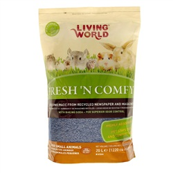 Living World Fresh 'N Comfy Bedding - 20 L (1220 cu in) - Blue