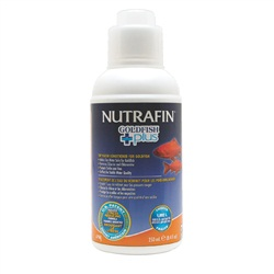 A7968 nutrafin goldfish plus tap water conditioner for for How to make tap water safe for fish without conditioner
