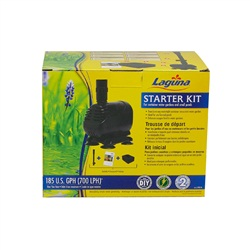 Laguna Starter Kit - For Container Water Gardens and Small Ponds