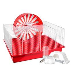 "Living World Hamsterval Interactive Hamster Habitat - 50 x 35 x 36 cm (19.7"" x 13.8"" x 14.2"")"