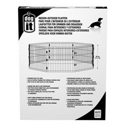 Dogit Outdoor Playpen - XSmall - 60 x 45 cm (23.6 x 17.7 in)