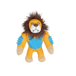 Zeus Studs Dog Toy - Lion - Large