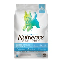 Nutrience Grain Free - Small Breed – Ocean Fish Formula
