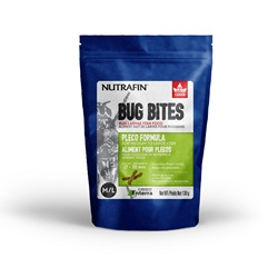 Nutrafin Bug Bites Bottom Feeder Formula - Medium to Large - 17-20 mm sticks - 130 g