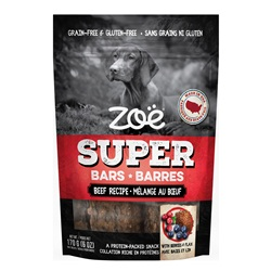 Zoë Super Bars - Beef Recipe - 170 g (6 oz)