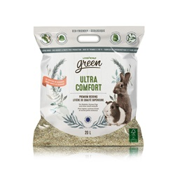 Living World Green Ultra Comfort Premium Bedding - 20 L