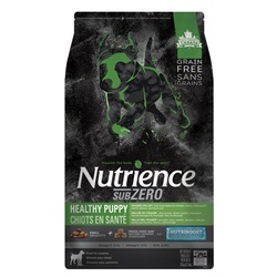 Nutrience Grain Free Subzero Healthy Puppy - Fraser Valley - 10 kg (22 lbs)