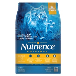 Nutrience Original Healthy Adult - Chicken Meal with Brown Rice Recipe - 2.5 kg (5.5 lbs)