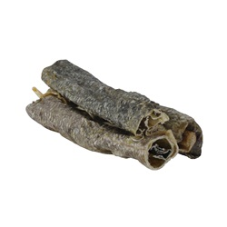 La Mer by Dogit Natural Fish CHew for Dogs - Cod Skin Roll