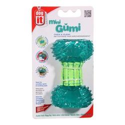 Dogit Design Gumi Dental Dog Toy - Chew & Clean - Mini