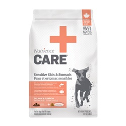 Nutrience Care Sensitive Skin & Stomach for Dogs - 2.27 kg (5 lbs)