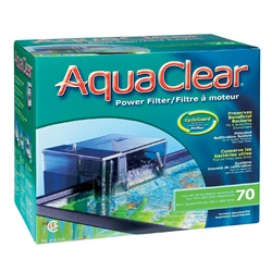 AquaClear 70 Power Filter, 265 L (70 US gal.)