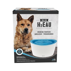 Zeus H2EAU Dog Drinking Fountain