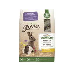 Living World Green Botanicals Meadow Hay - Soothing Mix