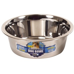 Dogit Stainless Steel Dog Bowl - Large - 1.5 L (50 fl oz)