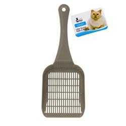 Cat Love Litter Scoop - Grey