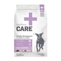 Nutrience Care Weight Management for Dogs - 2.27 kg (5 lbs)