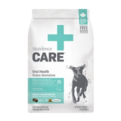 Nutrience Care Oral Health for Dogs - 1.5 kg (3.3 lbs)