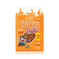 Catit Nibbly Grills Chicken and Lobster Flavour