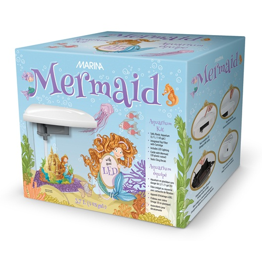Marina Mermaid Aquarium Kit