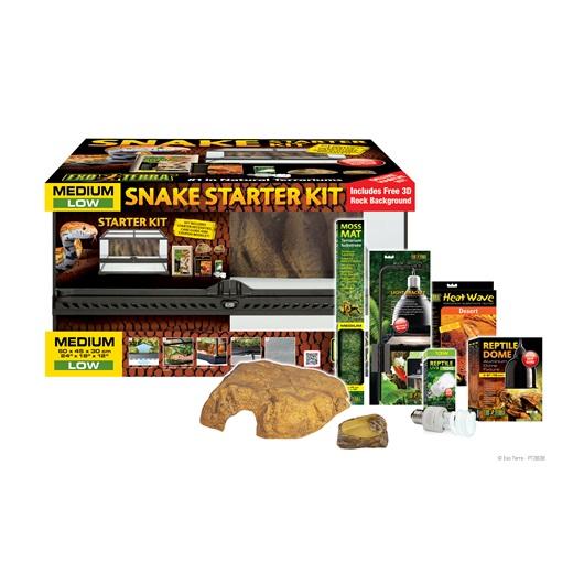 Pt3838 Exo Terra Snake Starter Kit