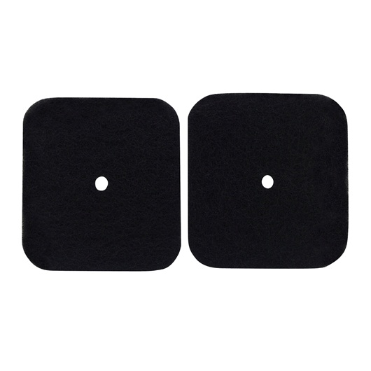 50705 Catit Hooded Cat Pan Replacement Carbon Filters