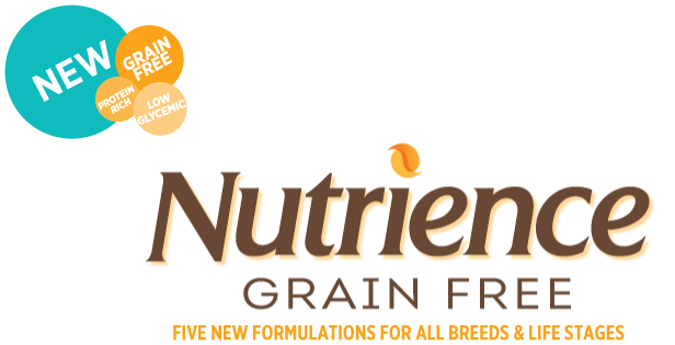 Nutrience Grain Free - Five new formulations for all breeds and life stages