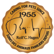 caring for pet since 1955