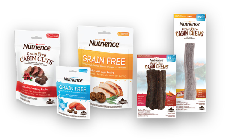 Nutrience Grain Free treats