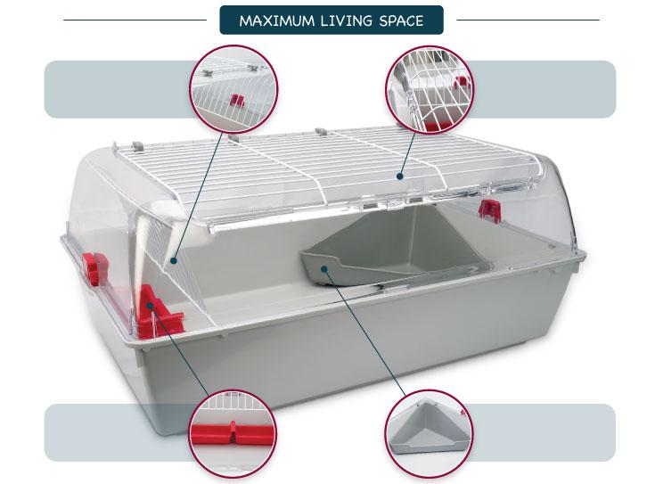 Maximum living space