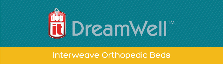 Dogit Dreamwell: Interweave Orthopedic Beds