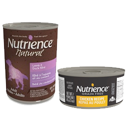 Nutrience Natural Adult - Lamb & Duck Pâté