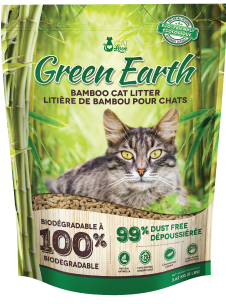Cat Love Green Earth Bamboo Cat Litter