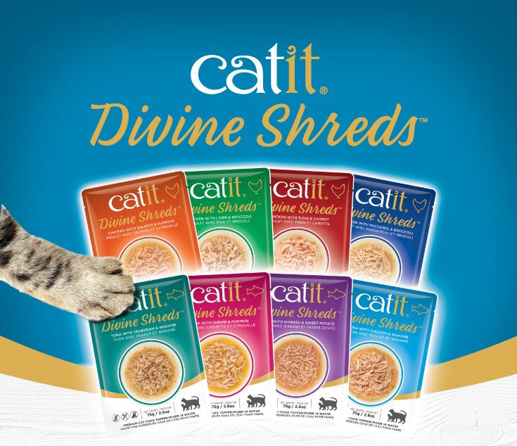 Catit Divine Shreds