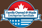 Family owned and made