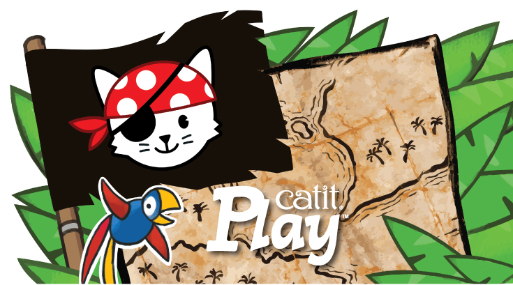 Catit Play Pirates