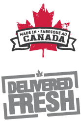 Made in Canada — Delivered Fresh